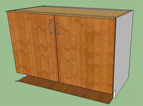 Sketchup Cabinet Plugin Woodworking Projects Plans