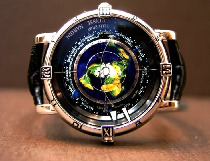 Beautiful timepiece - Ulysses Nardin Kepler Watch