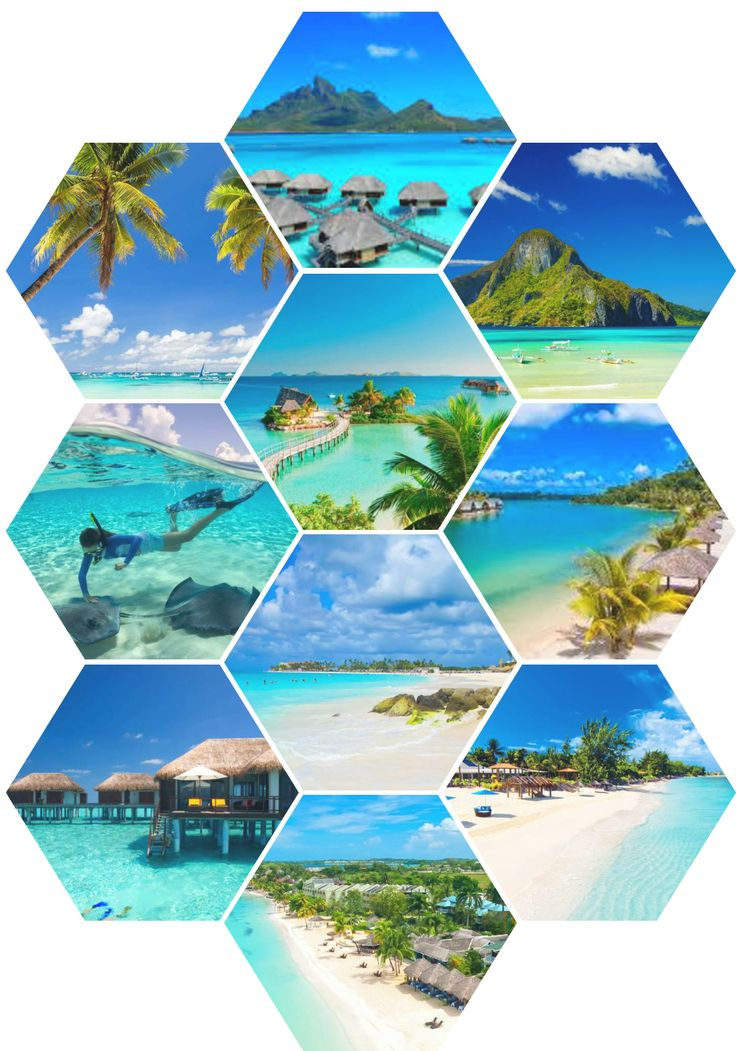 Island getaways perfect for couples and honeymooners