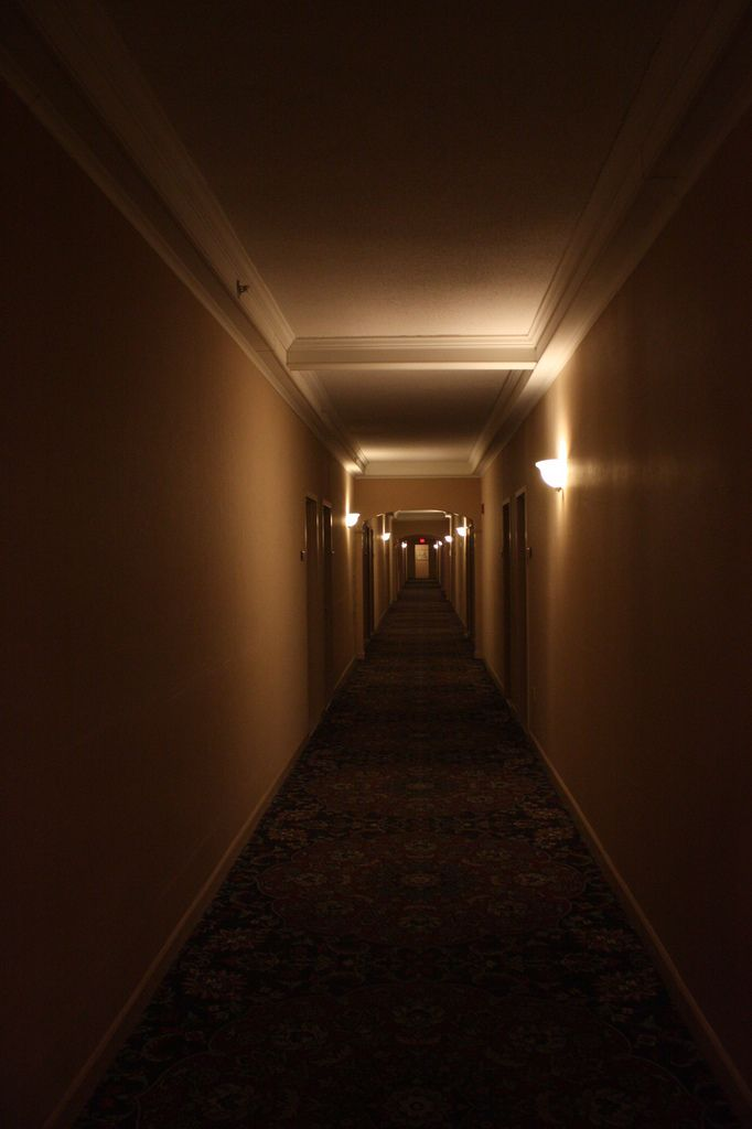 17 best images about scary hallways on pinterest the for Hallways images
