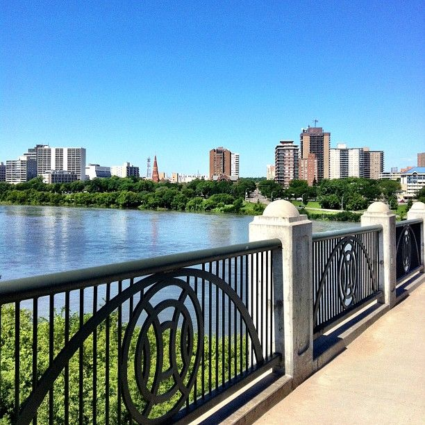 I have lived in the beautiful city of Saskatoon SK Canada since I was about 18 years old ... I wouldn't trade it for anything except for maybe a place that was a tad bit warmer!