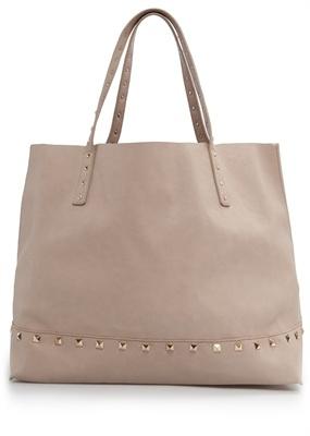 Mango - Handbag M.. Zipper C - Wolk | Mode Republiek - Een wereld van online Fashion