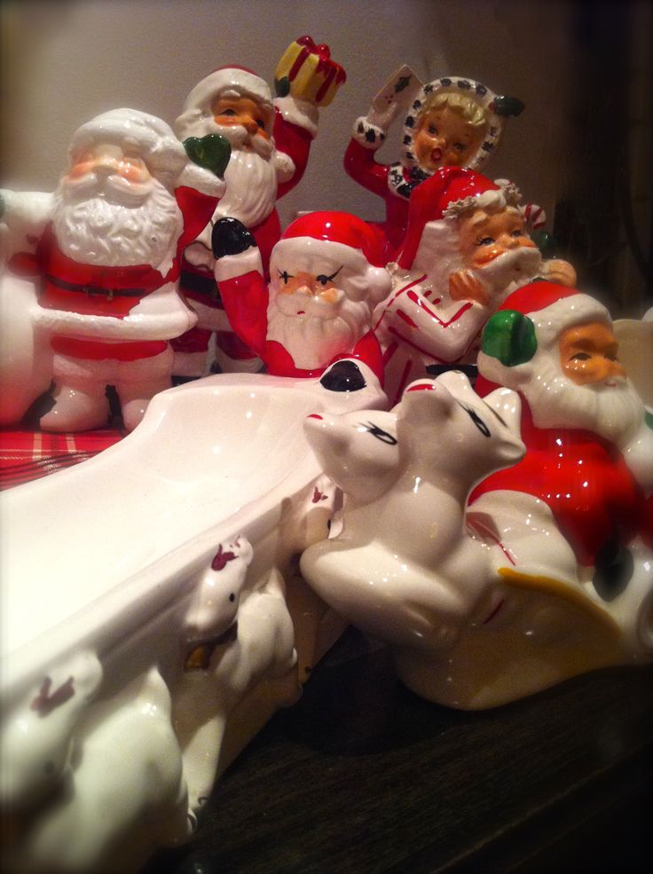 Santa... the ghostly spirit of being cherished and loved