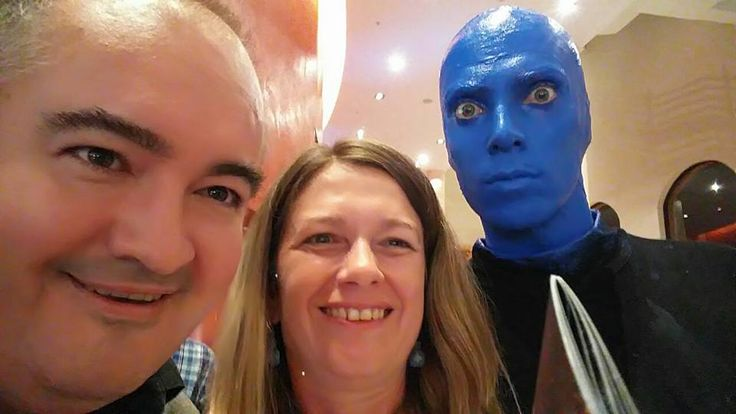 Find out more about the mysterious Blue Man Group and win tickets to the show.