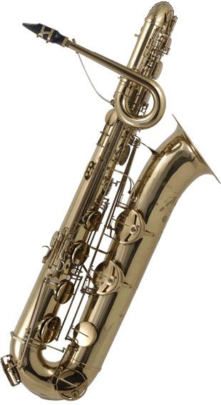 Benedikt Eppelsheim Bass Saxophone. - made in Munich Germany