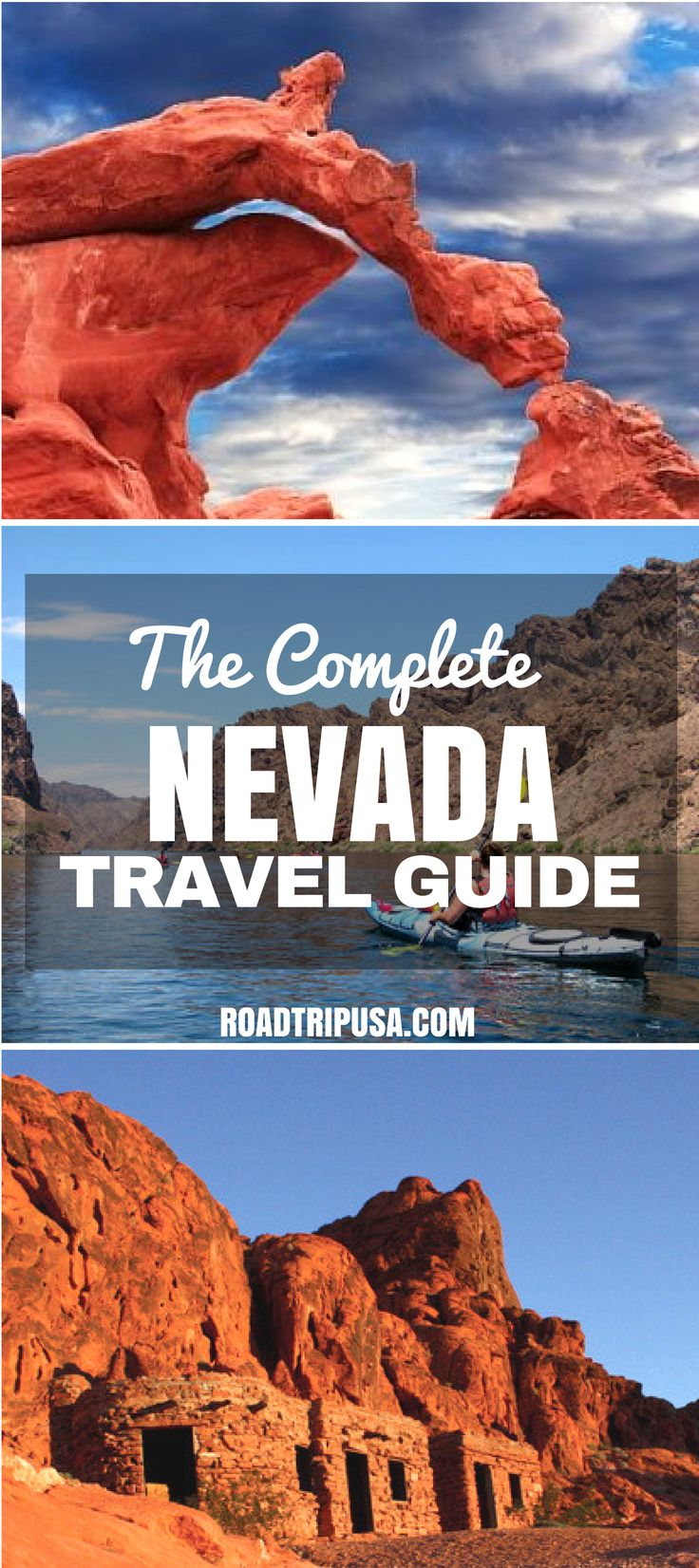 See Nevada's best natural attractions along with fun things you must do on your next trip! A complete guide to visiting this state with information on lodging, discounts, driving itineraries and tours.