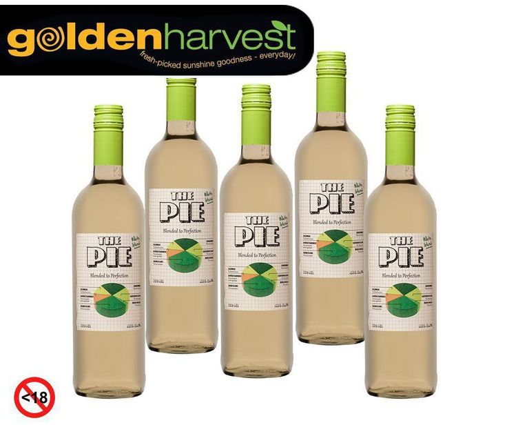 #DidYouKnow that #Bergsig – The Pie White Blend wine is a perfect blend of Chenin Blanc, Chardonnay, Sauvignon Blanc, Colombar, Gewürztraminer and Morio Muscat. You can get this wine at our #WineBoutique or visit us at the #EdenMeanderLifestyleCentre. Alcohol not for sale to persons under the age of 18. Drink responsibly. #GoldenHarvest