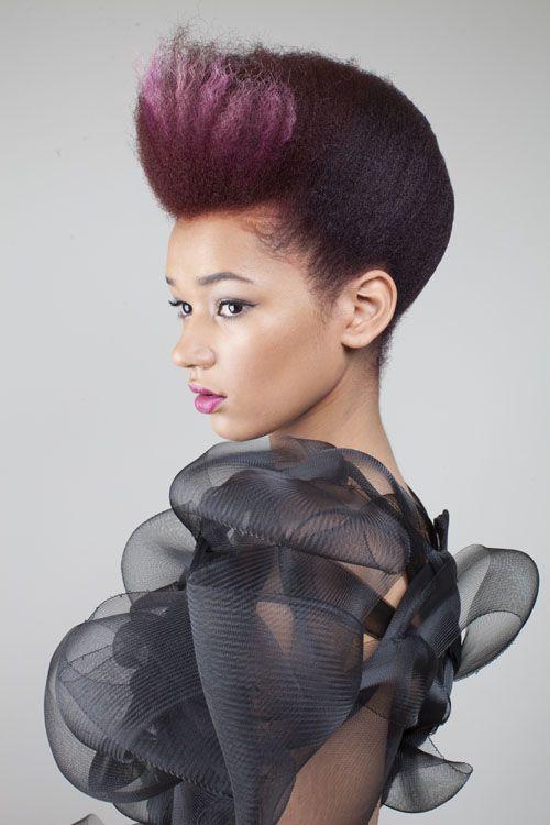 Mizani Afro Catwalk 2012 (natural hair)