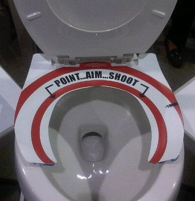 Now this is what every toilet needs LOL