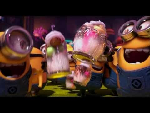 Minions Song - Another Irish Drinking Song - Despicable Me 2 - YouTube