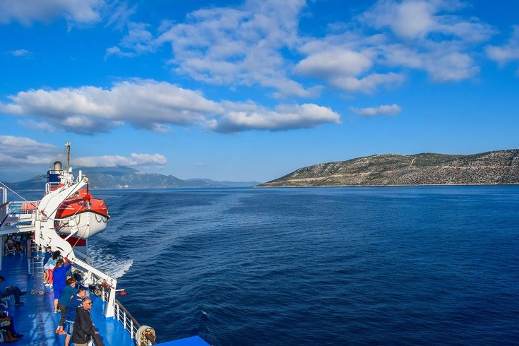 Greek Coastal Shipping Body Sees 'Tough' Year Ahead