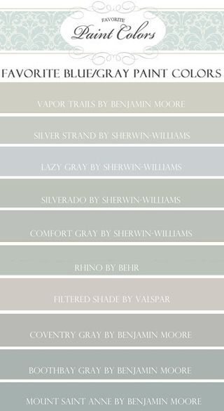 'fixer upper' paint colors.