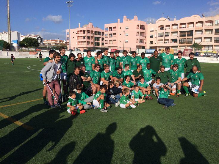 Seniores - Resultado final #cascais #cascaisrugby #rugby   Cascais Rugby 34 x Direito 32  SEMPRE A CRESCER, VIVA O CASCAIS!!!!