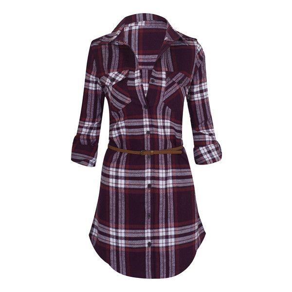 17++ Womens plaid dress ideas