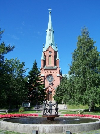 Alexander's Church, Tampere