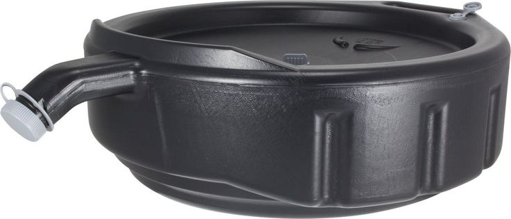 Truck Car Oil Drain FloTool Plastic For Car Vehicle Engine Change 15 Quart #Hopkins