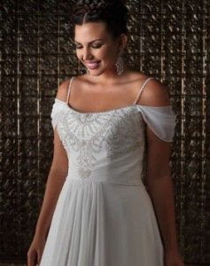 plus size wedding dresses with sleeves Archives   The Wedding Specialists