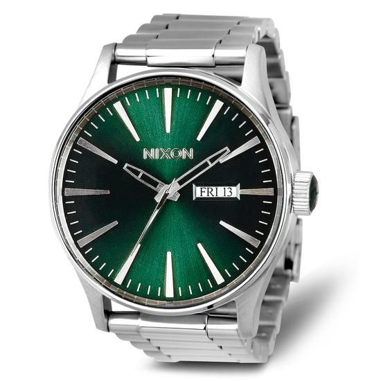 Zegarek NIXON, 759 PLN  www.YES.pl/55318-zegarek-nixon-TC34214-S0S00-000000-000 #watches #BizuteriaYES #menswatches #buyonline #shop #Poland #freedelivery