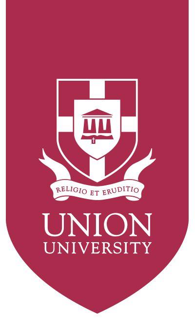 Union University Jackson, TN LOTS of academic programs