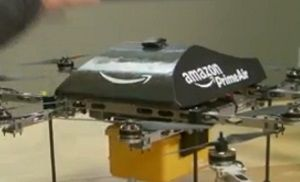 Amazon.com to deploy army of robotic flying drones to deliver packages straight to your doorstep