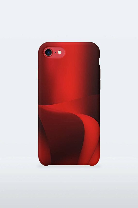 Dramatically Red Mobile Case Abstract design for iPhone Samsung 3-D Print full wrapped back shell for smartphone  iPhone 4 / 4S iPhone 5 / 5S iPhone 5C iPhone SE iPhone 6 iPhone 6S iPhone 6 Plus iPhone 6S Plus iPhone 7 iPhone 7 Plus  Samsung Galaxy S5 / S5 mini Samsung Galaxy S6 / S6