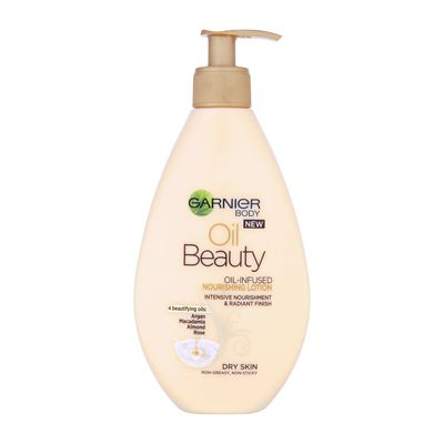 Garnier Oil Beauty Oil-Infused Nourishing Lotion 250ml