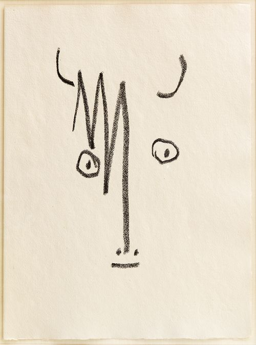 Pablo Picasso / toro, minotauro