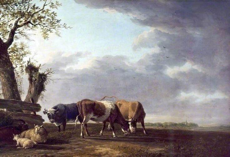 17 Best Images About Art Dutch Golden Age Painting 1615: 17 Best Images About Paulus Potter On Pinterest