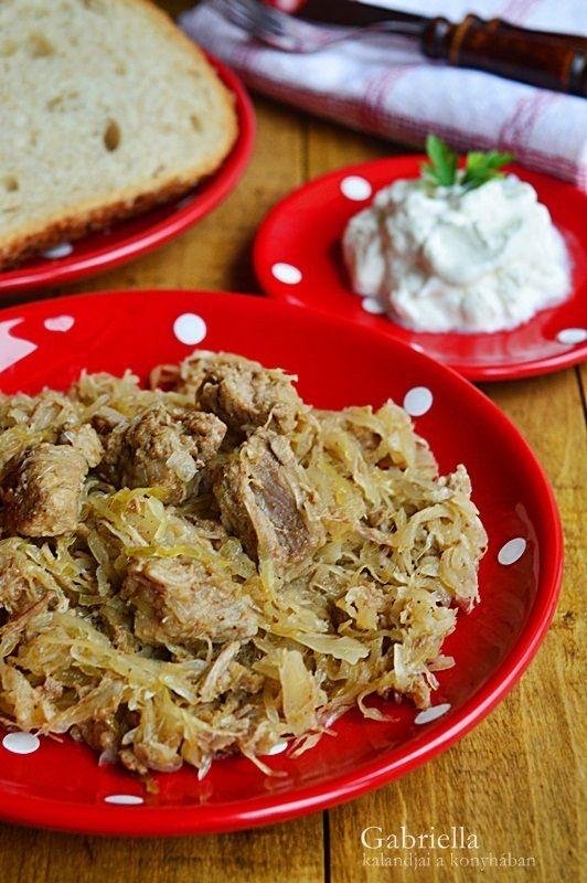 Gabriella kalandjai a konyhában :): Toroskáposzta - Anyukám receptje szerint