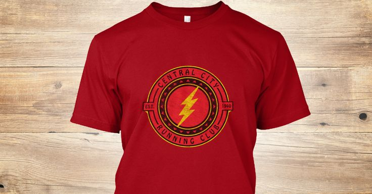 Flash Central City Running Club - DC https://teespring.com/Central-City-Running