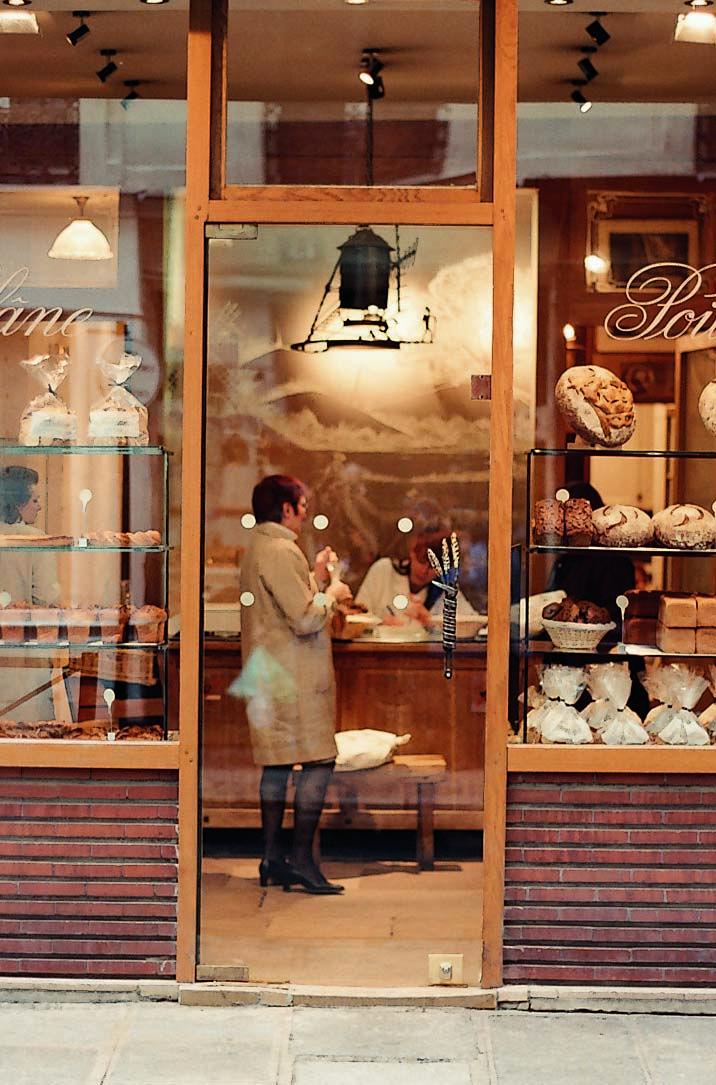 Poilâne, my favorite bakery in Paris