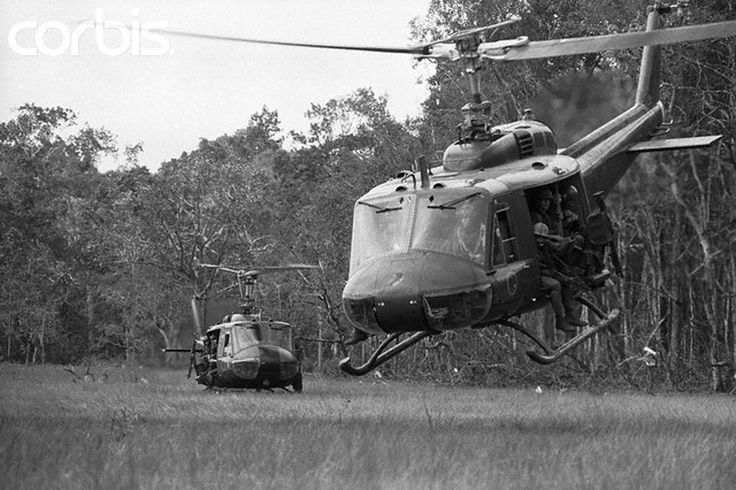 https://flic.kr/p/gZW5b1 | CAMBODIA 1970 | 24 Jun 1970, Cambodia --- FIREBASE BRONCO, CAMBODIA:  Soldiers of the 1st Air Cavalry Division, happy to be leaving Cambodia, sit in a helicopter that will take them back to South Vietnam June 24.  With one more day left before President Nixon's withdrawal deadline, miltiary sources said June 29 that there are only 17,000 Americans left in Cambodia. --- Image by © Bettmann/CORBIS