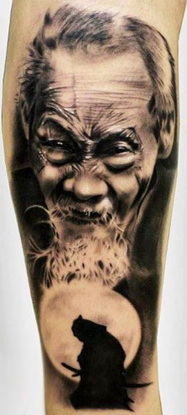 Tattoo Artist - Silvano Fiato