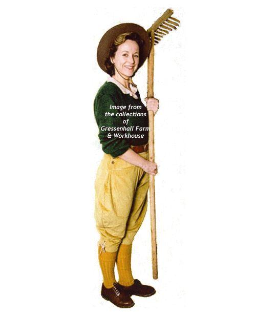 Uniform » Women's Land Army.co.uk   costumes   Pinterest ...