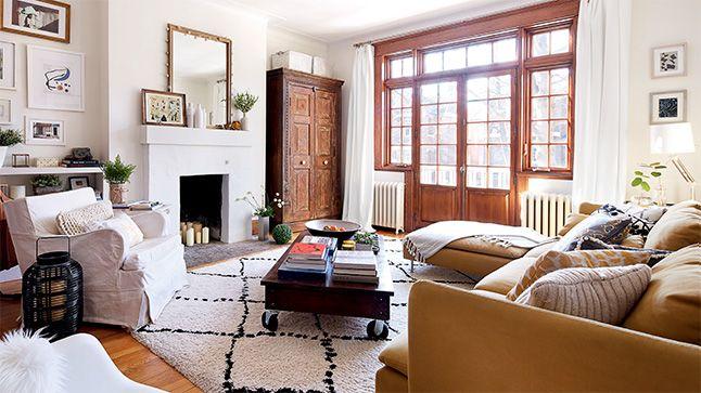 une maison styl e pinterest maison style ma maison et d co maison. Black Bedroom Furniture Sets. Home Design Ideas
