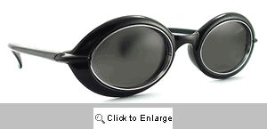 Nuvo Riche Sunglasses - 542 Black