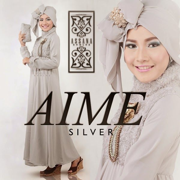 Aime by Assana Evolve - Silver