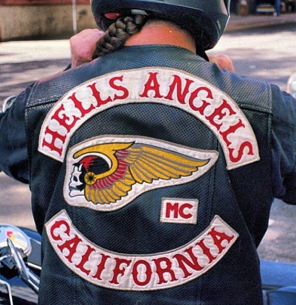 Hells Angels Chapter 81 – Jerusalem House
