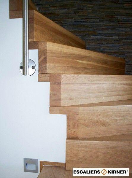Escaliers kirner prix escalier r novation construction neuve devis escalier - Escalier modulaire pas cher ...