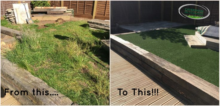 Bring life back into your garden with artificial grass