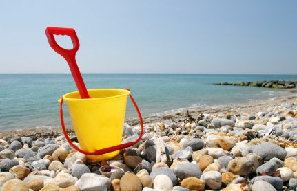 bucket and spade (obviously)