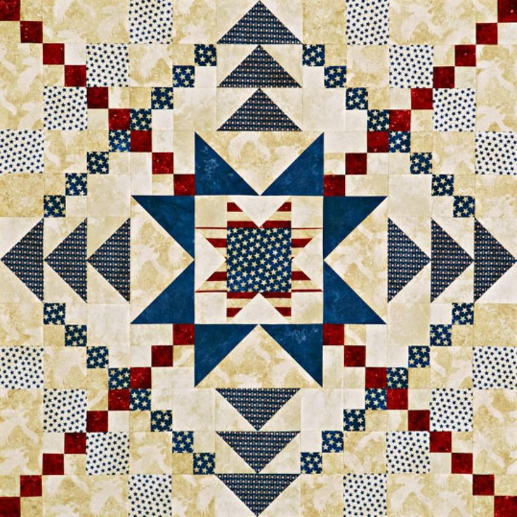 33 best images about Patriotic quilts on Pinterest Free pattern, Quilt and Patriotic quilts