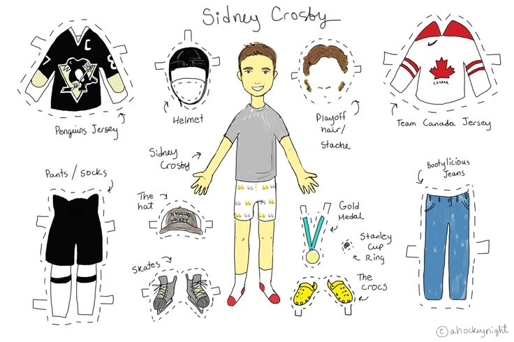 Paper doll coloring pages google s gning paperdolls for Sidney crosby coloring pages