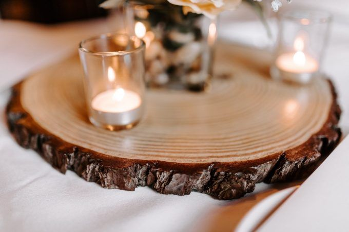 Where To Buy Wood Charger Plates For Weddings Ask Emmaline Wood Slices Rustic Cake Stands Wood Centerpieces