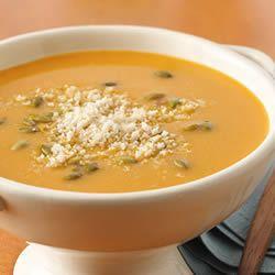 Roasted Butternut Squash Soup Allrecipes.com