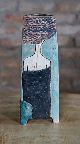 Александра Лебедкина, вазы