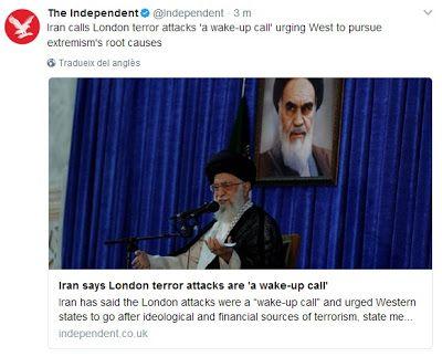 Exportar la terror arabo-persana sul continent nòstre, perqué ?