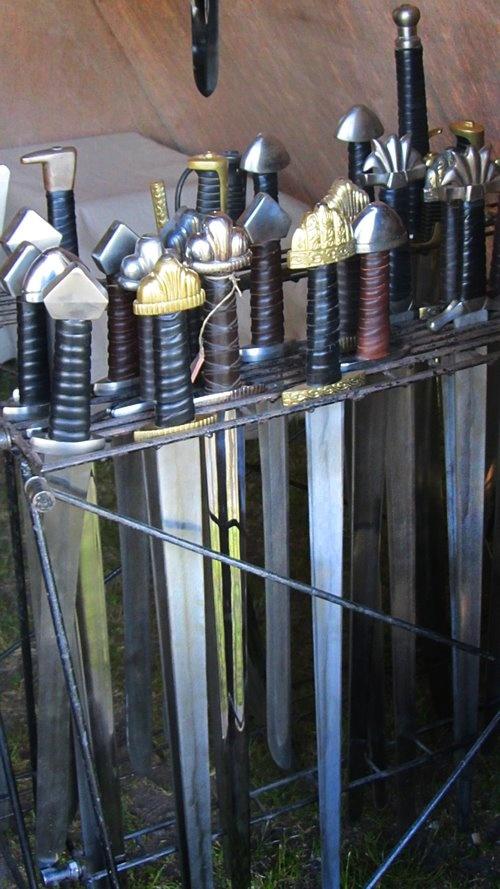 swords  elDrakkar.blogspot.com