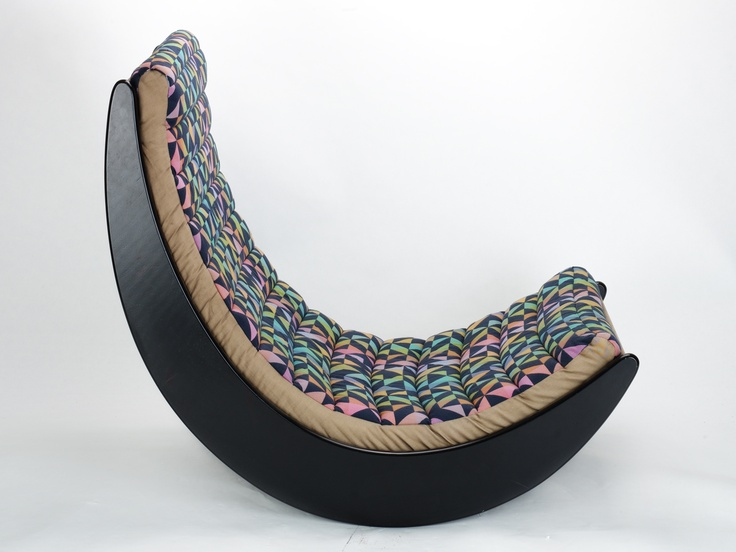 Verner Panton, Relaxer Chair (1974)
