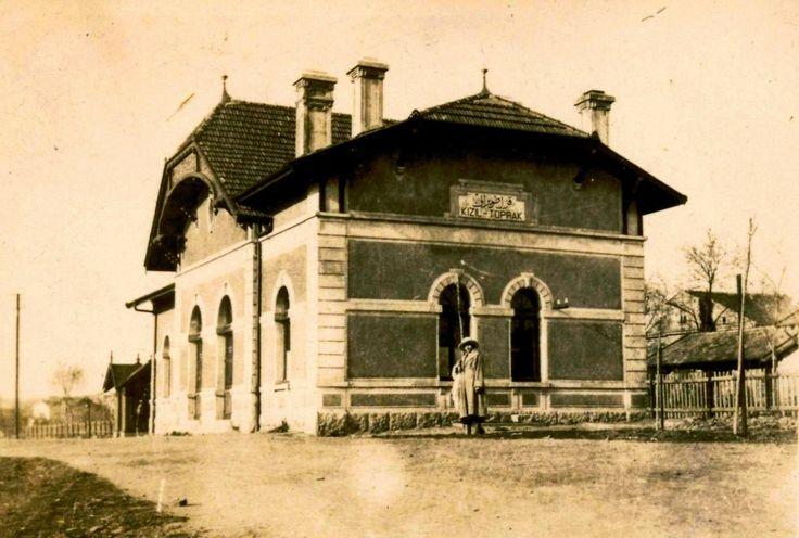Kızıltoprak İstasyonu / 1929